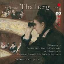 Sigismund Thalberg (1812-1871): Klavierwerke, CD