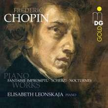 Frederic Chopin (1810-1849): Scherzi Nr.1-4, SACD