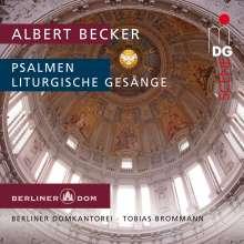 Albert Becker (1834-1899): Liturgische Gesänge für das Kirchenjahr op.46, SACD
