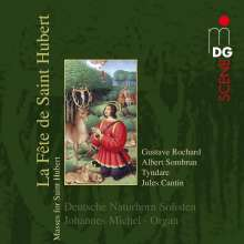 Deutsche Naturhornsolisten - La Fete de Saint Hubert, CD