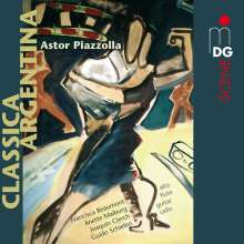 Classica Argentina, CD