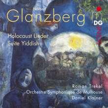 Norbert Glanzberg (1910-2001): Suite Jiddisch, SACD
