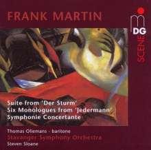 Frank Martin (1890-1974): Petite Symphonie Concertante, Super Audio CD