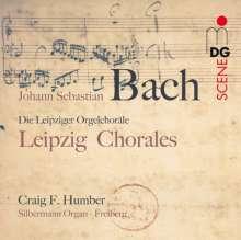 """Johann Sebastian Bach (1685-1750): Choräle BWV 651-668 """"Leipziger Choräle"""", Super Audio CD"""