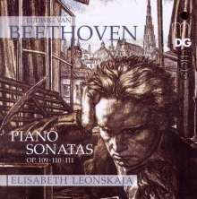 Ludwig van Beethoven (1770-1827): Klaviersonaten Nr.30-32, SACD