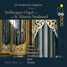 Die Norddeutsche Orgelkunst Vol.1 - Lübeck, CD