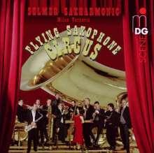 Selmer Saxharmonic - Flying Saxophone Circus, SACD