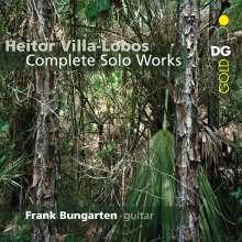 Heitor Villa-Lobos (1887-1959): Complete Solo Works (Sämtliche Gitarrenwerke), Super Audio CD