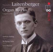 Theophil Laitenberger (1903-1996): Orgelmusik, CD