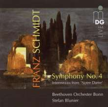 Franz Schmidt (1874-1939): Symphonie Nr.4, SACD