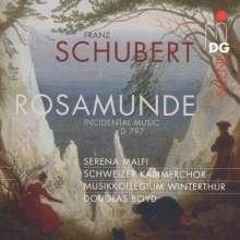 Franz Schubert (1797-1828): Rosamunde D.797, SACD