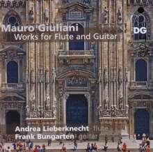 Mauro Giuliani (1781-1829): Werke für Flöte & Gitarre, Super Audio CD
