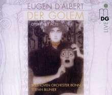 Eugen D'Albert (1864-1932): Der Golem, 2 SACDs