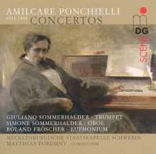 Amilcare Ponchielli (1834-1886): Konzerte, SACD