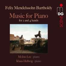 Felix Mendelssohn Bartholdy (1809-1847): Klavierwerke, Super Audio CD