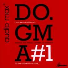 "do.gma Chamber Orchestra Nr.1 - ""Pyotr Ilyich Tchaikovsky"", Super Audio CD"