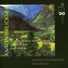 Anton Bruckner (1824-1896): Symphonie Nr.0, Super Audio CD