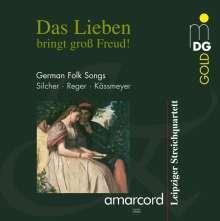 Ensemble Amarcord - Das Lieben bringt groß Freud!, CD