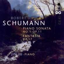 Robert Schumann (1810-1856): Klaviersonate Nr.1, Super Audio CD