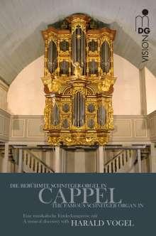 Harald Vogel - Die berühmte Schnitger-Orgel in Cappel, DVD