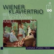 Wiener Klaviertrio, CD