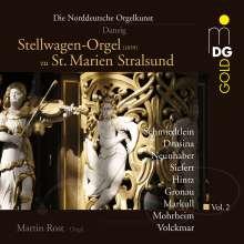 Die Norddeutsche Orgelkunst Vol.2 - Danzig, CD