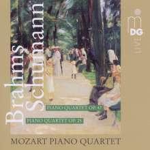 Johannes Brahms (1833-1897): Klavierquartett Nr.1 op.25, Super Audio CD