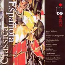 Classica Espanola, Super Audio CD