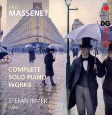 Jules Massenet (1842-1912): Klavierwerke, CD