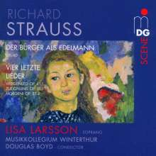 Richard Strauss (1864-1949): Der Bürger als Edelmann - Suite, SACD