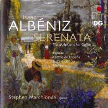 Isaac Albeniz (1860-1909): Espana op.165, SACD