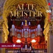 Andreas Sieling - Alte Meister (arr.von Karl Straube), SACD