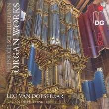 Heinrich Scheidemann (1596-1663): Orgelwerke, Super Audio CD