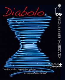 """MDG-Sampler """"Diabolo"""", 2 Blu-ray Audios"""