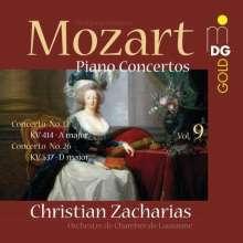 Wolfgang Amadeus Mozart (1756-1791): Klavierkonzerte Vol.9, Super Audio CD