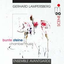 """Gerhard Lampersberg (1928-2002): Kammermusik """"Bunte Steine"""", CD"""