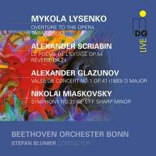 Nikolai Miaskowsky (1881-1950): Symphonie Nr.21, SACD