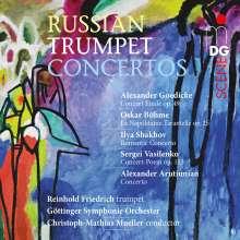 Reinhold Friedrich - Russian Trumpet Concertos, SACD