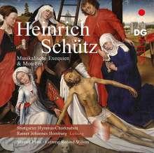Heinrich Schütz (1585-1672): Musikalische Exequien SWV 279-281, SACD