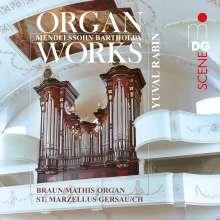 Felix Mendelssohn Bartholdy (1809-1847): Orgelwerke, Super Audio CD