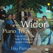 "Charles-Marie Widor (1844-1937): Kammermusik ""Papillons bleus"", CD"