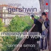 George Gershwin (1898-1937): Rhapsody in Blue (für Klavier), CD