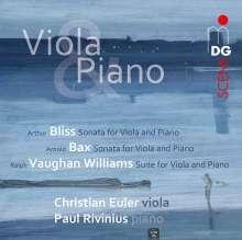 Christian Euler & Paul Rivinius - Viola & Piano, Super Audio CD