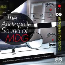 "MDG-Sampler ""The Audiophile Sound of MDG"", SACD"