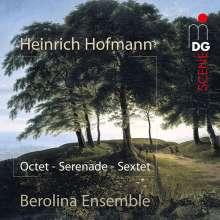 Heinrich Hofmann (1842-1902): Serenade op.65 für Flöte & Streichquintett, SACD