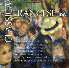 Classica Francese, CD