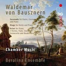 Waldemar von Bausznern (1866-1931): Kammermusik Vol.1, SACD