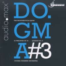 "dog.ma Chamber Orchestra Nr.3 ""The Schostakowitsch Album"", SACD"