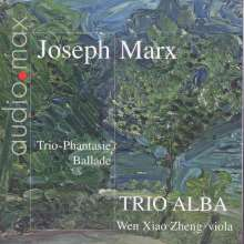Joseph Marx (1882-1964): Trio-Phantasie für Violine, Cello & Klavier, CD