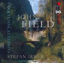 John Field (1782-1837): Sämtliche Nocturnes Vol.2, CD